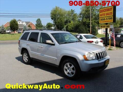 2010 Jeep Grand Cherokee for sale at Quickway Auto Sales in Hackettstown NJ