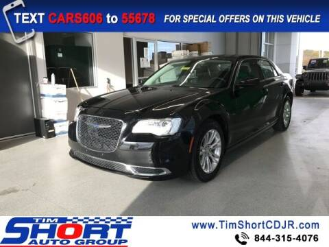 2017 Chrysler 300 for sale at Tim Short Chrysler in Morehead KY