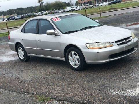 1998 Honda Accord for sale at Harry's Auto Sales, LLC in Goose Creek SC