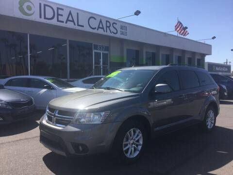 2013 Dodge Journey for sale at Ideal Cars East Mesa in Mesa AZ