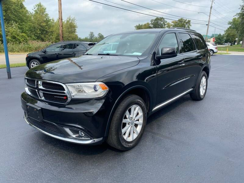 2014 Dodge Durango for sale at Erie Shores Car Connection in Ashtabula OH