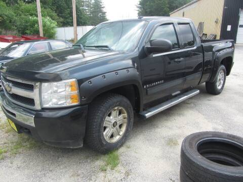 2009 Chevrolet Silverado 1500 for sale at Jons Route 114 Auto Sales in New Boston NH