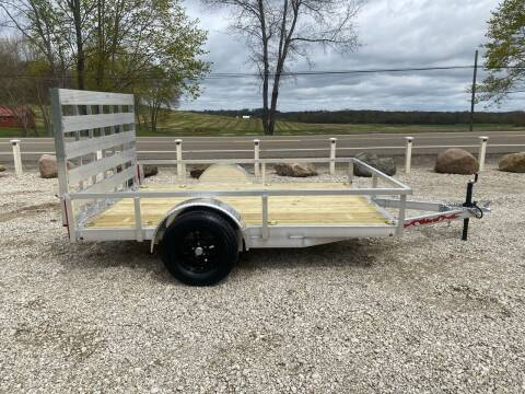 2021 WOLVERINE 7X10 UTILITY for sale at Ol Man Motors LLC in Louisville OH