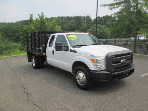 2014 Ford F-350 Super Duty for sale at Tri Town Truck Sales LLC in Watertown CT