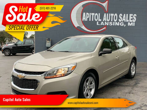 2014 Chevrolet Malibu for sale at Capitol Auto Sales in Lansing MI