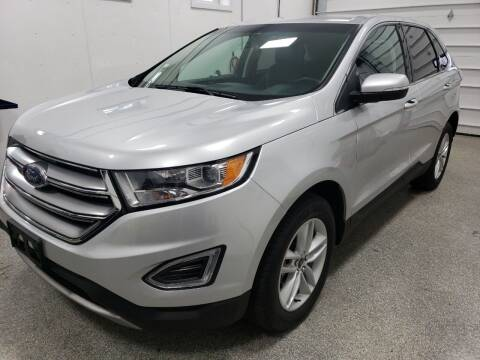 2017 Ford Edge for sale at KLC AUTO SALES in Agawam MA