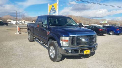 2008 Ford F-350 Super Duty for sale at Auto Depot in Carson City NV