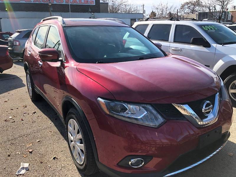 2014 Nissan Rogue for sale at Z & A Auto Sales in Philadelphia PA