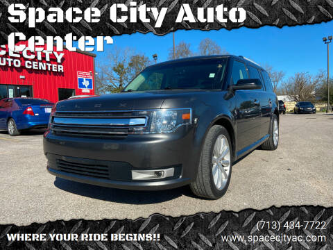 2015 Ford Flex for sale at Space City Auto Center in Houston TX