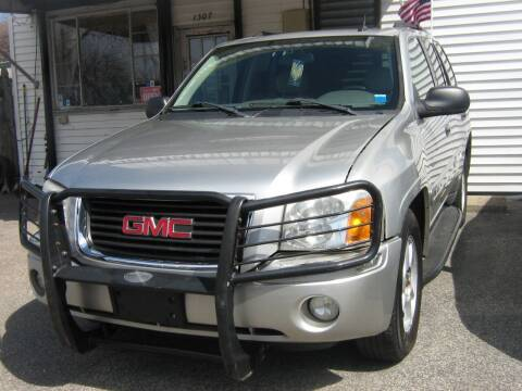 2005 GMC Envoy for sale at JERRY'S AUTO SALES in Staten Island NY