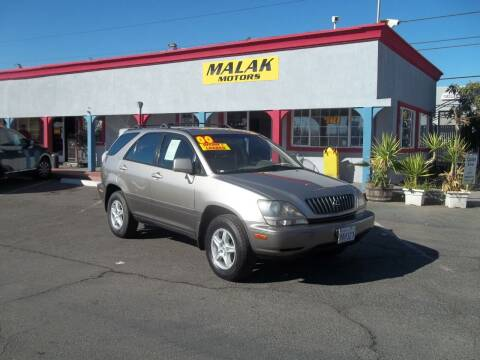 2000 Lexus RX 300 for sale at Atayas Motors INC #1 in Sacramento CA