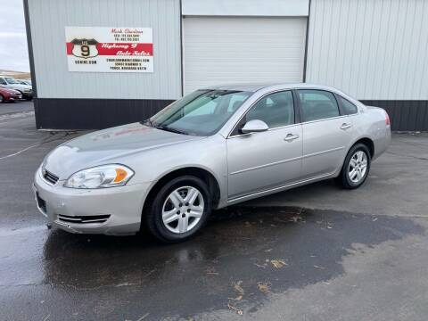 2008 Chevrolet Impala for sale at Highway 9 Auto Sales - Visit us at usnine.com in Ponca NE