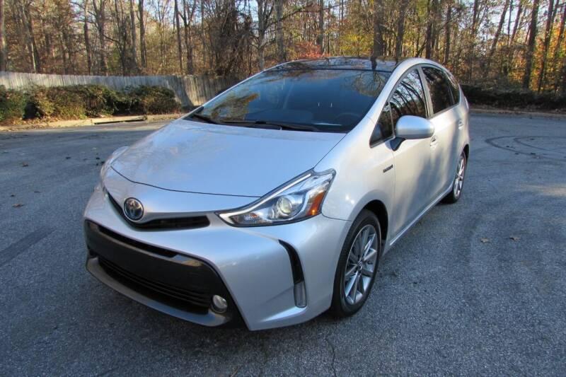 2017 Toyota Prius v for sale at AUTO FOCUS in Greensboro NC
