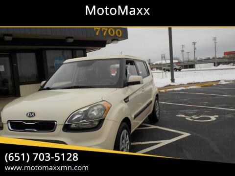 2012 Kia Soul for sale at MotoMaxx in Spring Lake Park MN