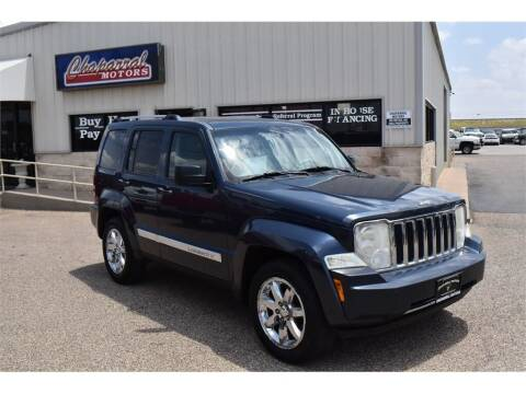 2008 Jeep Liberty for sale at Chaparral Motors in Lubbock TX