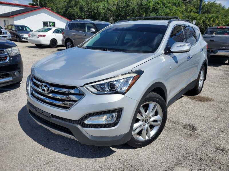 2013 Hyundai Santa Fe Sport for sale at Mars auto trade llc in Kissimmee FL