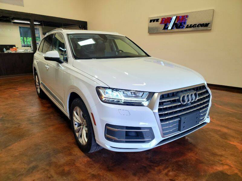 2018 Audi Q7 for sale at Driveline LLC in Jacksonville FL
