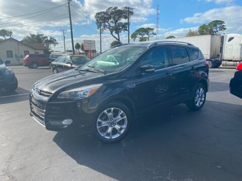 2014 Ford Escape for sale at Riviera Auto Sales South in Daytona Beach FL