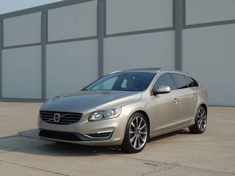 2015 Volvo V60 for sale at Gilroy Motorsports in Gilroy CA