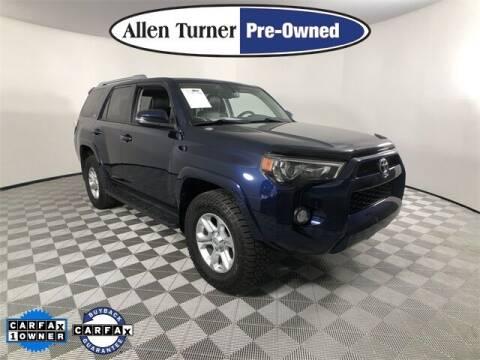 2017 Toyota 4Runner for sale at Allen Turner Hyundai in Pensacola FL