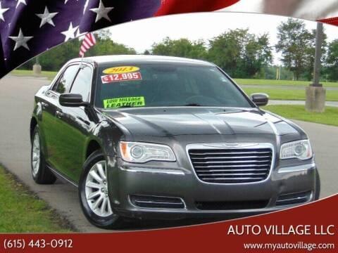 2013 Chrysler 300 for sale at AUTO VILLAGE LLC in Lebanon TN