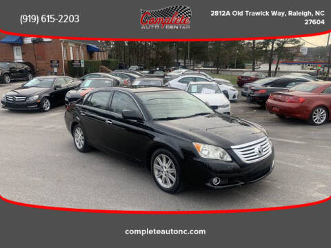 2008 Toyota Avalon for sale at Complete Auto Center , Inc in Raleigh NC