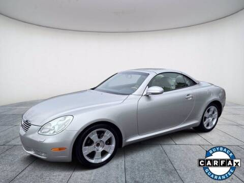 2003 Lexus SC 430 for sale at Carma Auto Group in Duluth GA