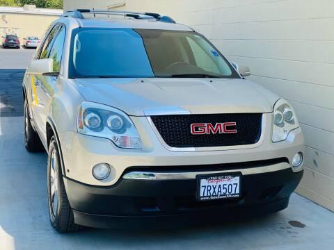 2012 GMC Acadia for sale at Auto Zoom 916 Rancho Cordova in Rancho Cordova CA