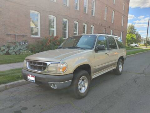 1999 Ford Explorer for sale at NATIONAL AUTO SALES AND SERVICE LLC in Spokane WA
