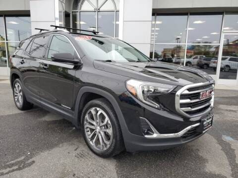 2018 GMC Terrain for sale at South Shore Chrysler Dodge Jeep Ram in Inwood NY