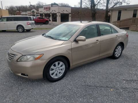 2007 Toyota Camry for sale at Wholesale Auto Inc in Athens TN