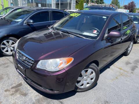 2007 Hyundai Elantra for sale at American Dream Motors in Everett WA