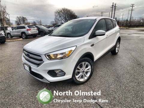2017 Ford Escape for sale at North Olmsted Chrysler Jeep Dodge Ram in North Olmsted OH