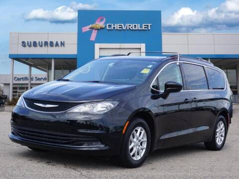 2020 Chrysler Voyager for sale at Suburban Chevrolet of Ann Arbor in Ann Arbor MI
