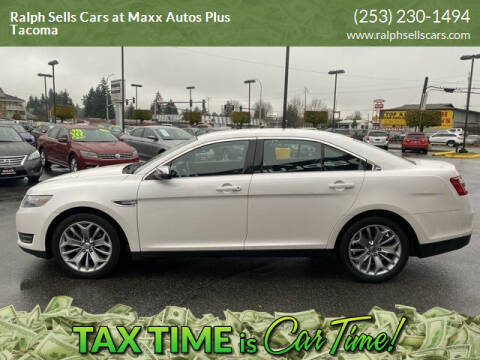 2014 Ford Taurus for sale at Ralph Sells Cars at Maxx Autos Plus Tacoma in Tacoma WA