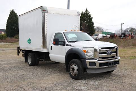 2013 Ford F-450 Super Duty for sale at El Compadre Trucks in Doraville GA