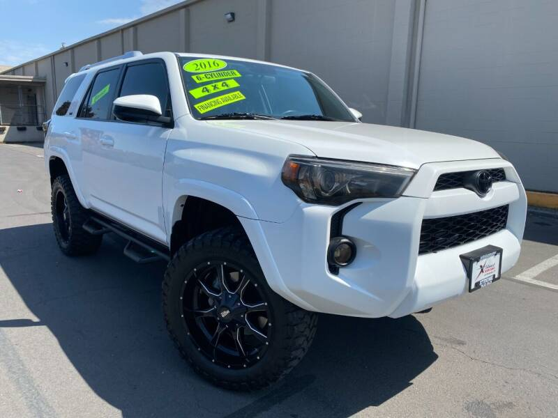 2016 Toyota 4Runner for sale at Xtreme Truck Sales in Woodburn OR