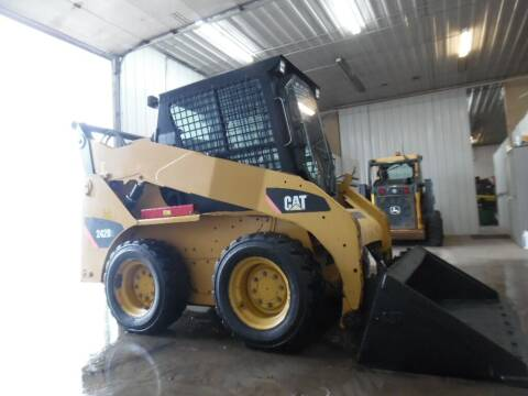 2007 Caterpillar 242B for sale at KJR Motors LLC in West Fargo ND