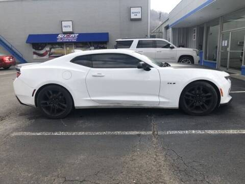2018 Chevrolet Camaro for sale at Tim Short Auto Mall in Corbin KY