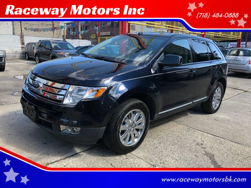 2008 Ford Edge for sale at Raceway Motors Inc in Brooklyn NY