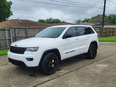 2019 Jeep Grand Cherokee for sale at MOTORSPORTS IMPORTS in Houston TX
