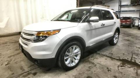 2012 Ford Explorer for sale at Waconia Auto Detail in Waconia MN