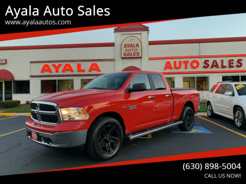 2017 RAM Ram Pickup 1500 for sale at Ayala Auto Sales in Aurora IL