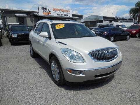 2011 Buick Enclave for sale at DMC Motors of Florida in Orlando FL