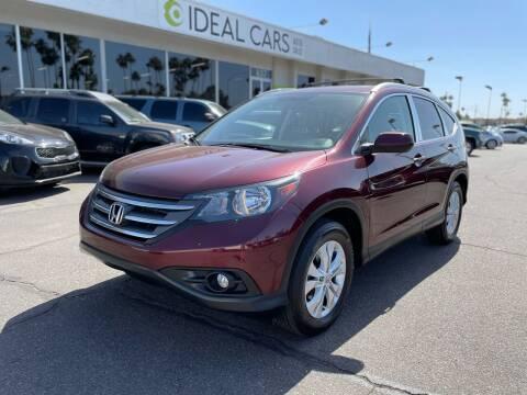 2012 Honda CR-V for sale at Ideal Cars Atlas in Mesa AZ