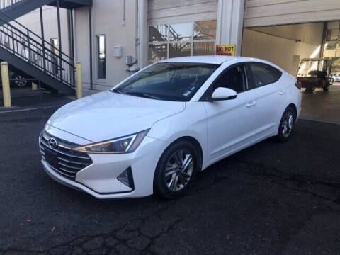 2020 Hyundai Elantra for sale at Summit Credit Union Auto Buying Service in Winston Salem NC