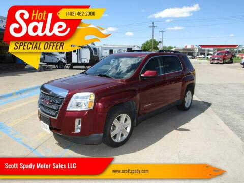 2011 GMC Terrain for sale at Scott Spady Motor Sales LLC in Hastings NE