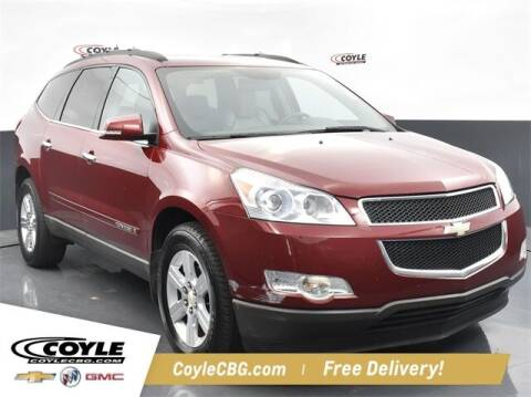 2009 Chevrolet Traverse for sale at COYLE GM - COYLE NISSAN - New Inventory in Clarksville IN