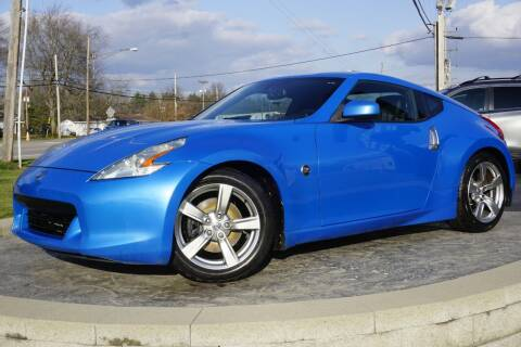 2009 Nissan 370Z for sale at Platinum Motors LLC in Heath OH