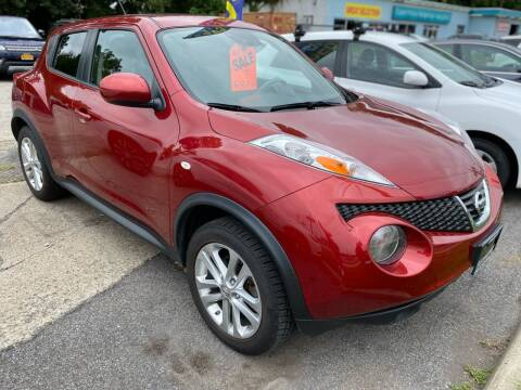 2013 Nissan JUKE for sale at EAST CHESTER AUTO GROUP INC. in Kingston NY